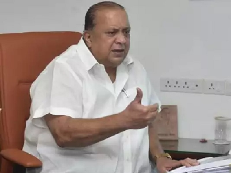 फोटो - महाराष्ट्रा टाईम्स ( ग्रामविकास मंत्री हसन मुश्रीफ)