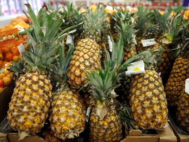 अननसच्या वाढत्या किंमतीमुळे ,अननसचे उत्पादन घेणाऱ्या  शेतकर्यांना मोठा दिलासा