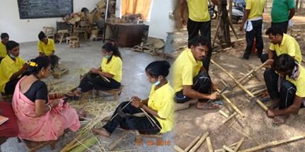 बांबू तंत्रज्ञानातील पदविका; शिक्षणाबरोबर स्वयंरोजगाराची संधी