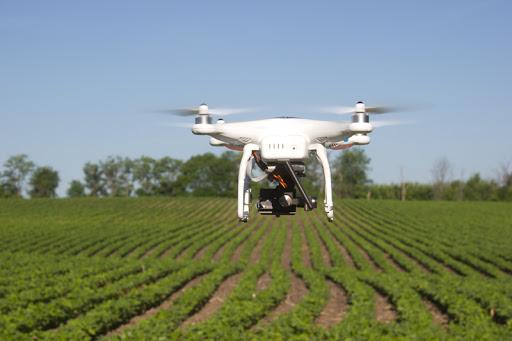 योग्य इनपुट  आणि ड्रोन तंत्रज्ञान  वापर भारतास  शेतीमध्ये  मोठी झेप घेण्यास मदत करणार