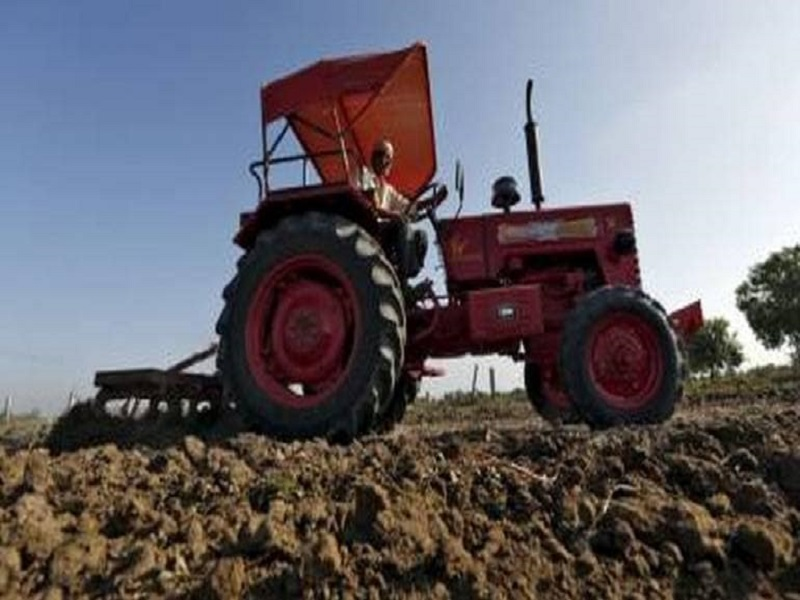 Increase in tractor prices