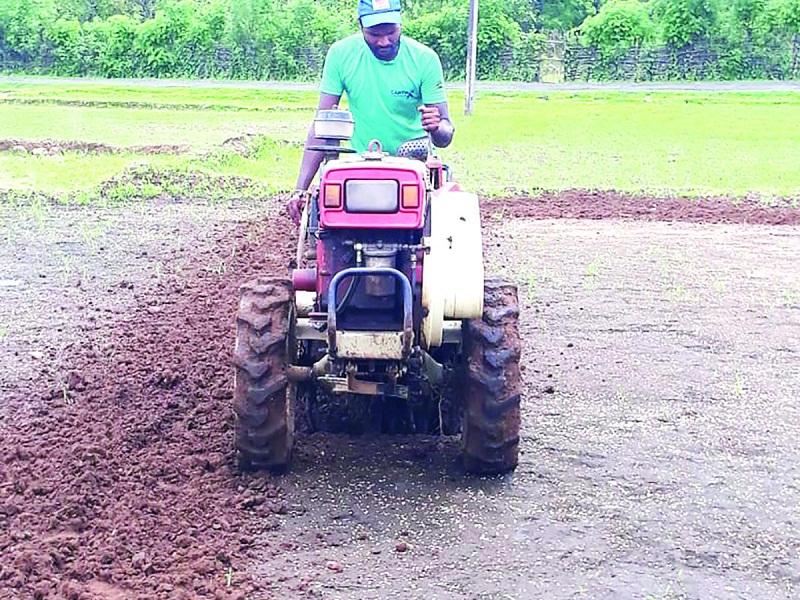 भात शेती साठी लागणारी उपयुक्त यंत्रे