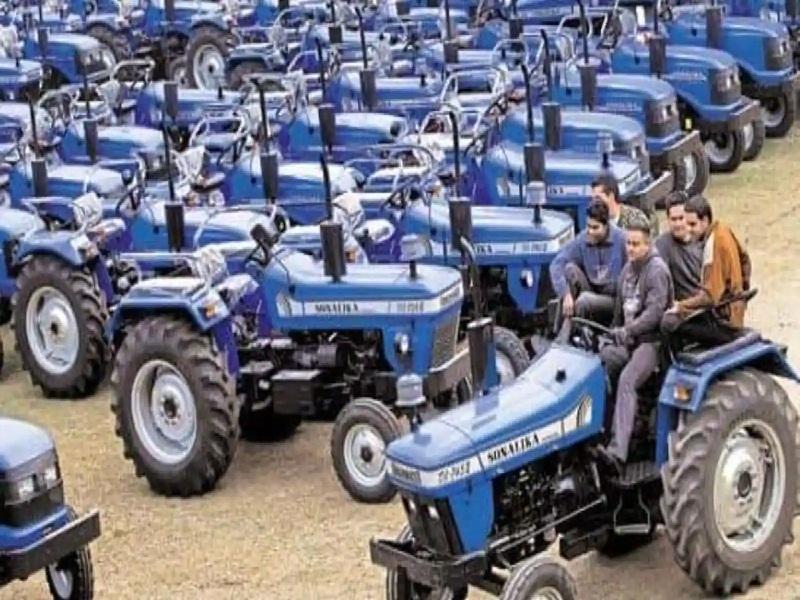 pm kisaan tractor yojna