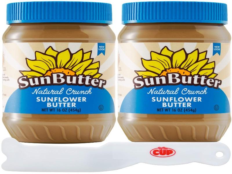 sunflower butter making