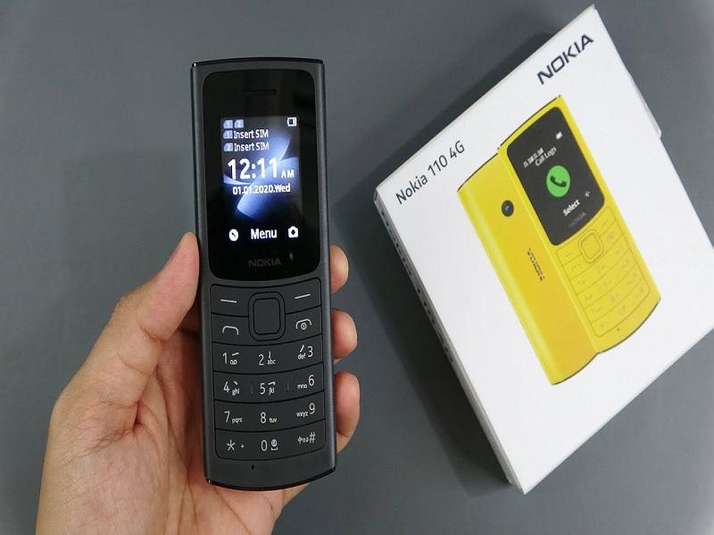 Nokia चा सर्वात स्वस्त 4G मोबाईल लॉन्च