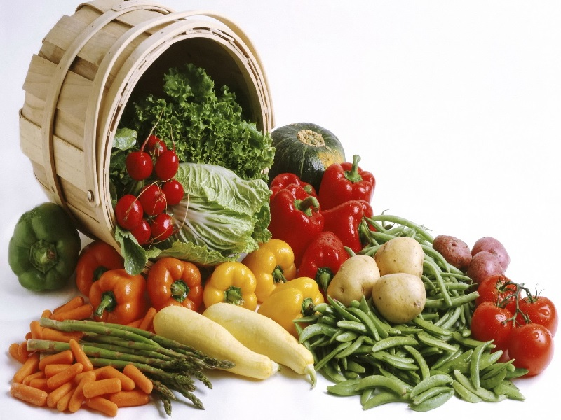 vegetable rate