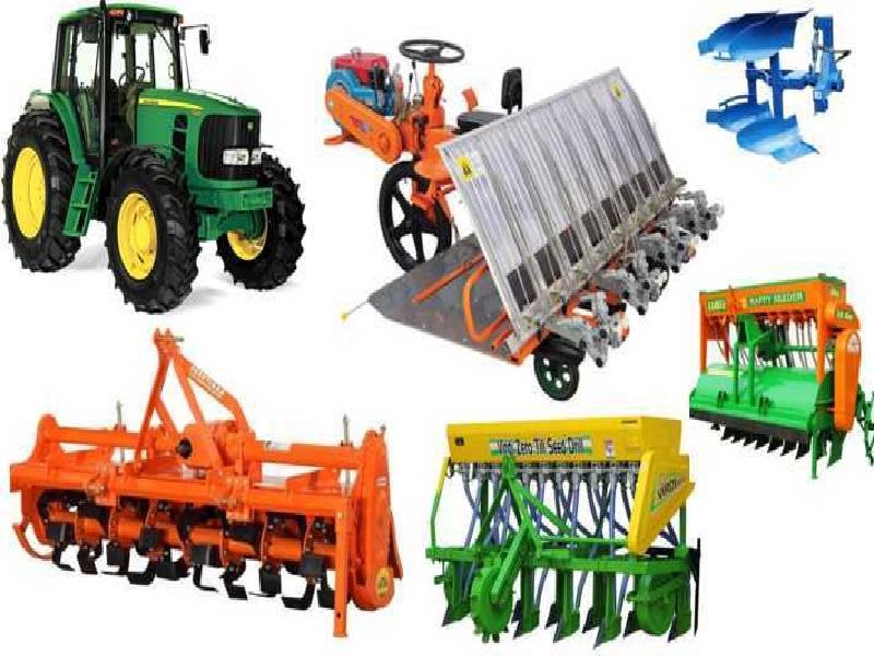 farm macchinary