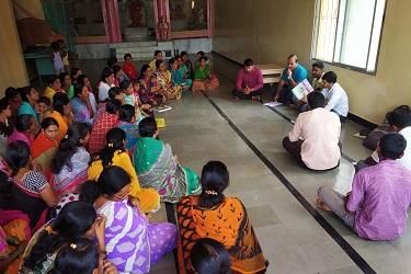 कृषी प्रकल्पांतर्गत शेती प्रशिक्षण कार्यक्रमातून महिला सबलीकरण