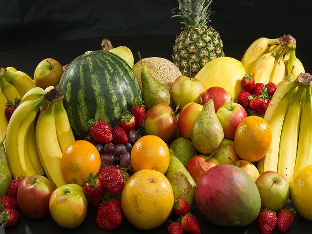 nutrition(fruits)