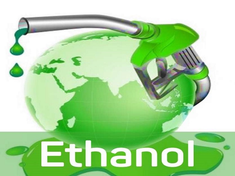 ethanol from food grains