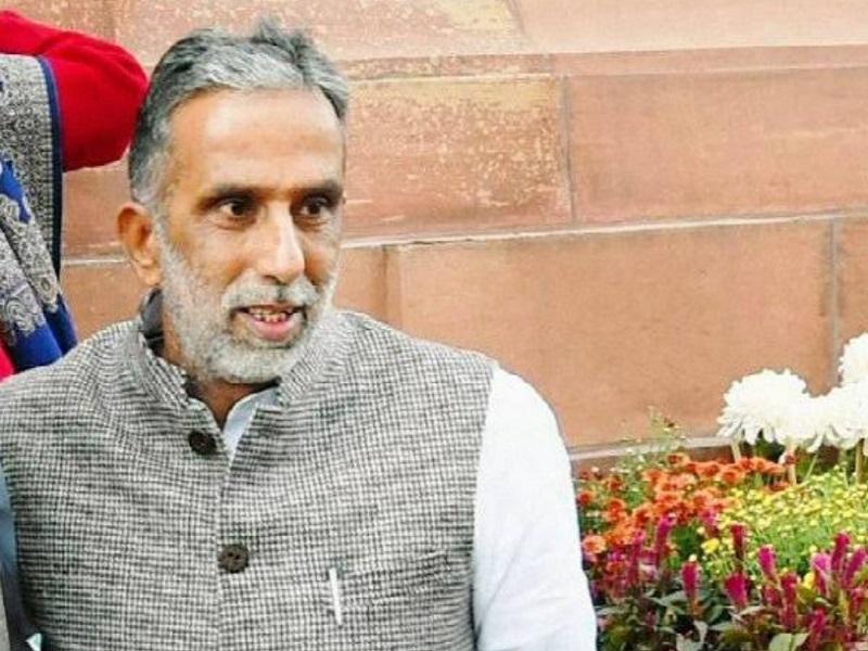 केंद्रीय सामाजिक न्याय राज्यमंत्री कृष्णपाल गुर्जर