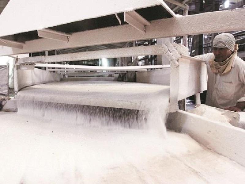 साखर उत्पादनात वाढ